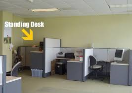 stand up desk cubicle desk wall art ideas check more at