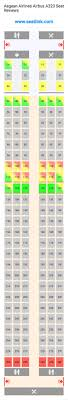 Twin River Seating Chart Aegean Airlines Airbus A320 Seating Chart Updated December