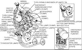 f150 cigarette lighter doesnt work a diagram of a complete fuse box enclosed is your fuse panel graphic