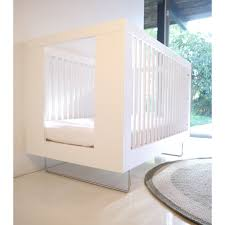 spot on square alto crib clear acrylic  kindred