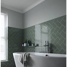 bathroom tiles images. Perfect Images Wickes Cosmopolitan Sage Ceramic Tile 200 X 100mm Throughout Bathroom Tiles Images