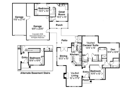 best house plans inlaw a ments images ment style good decoration and detached in law suite