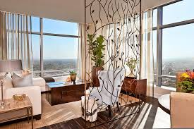 view in gallery custom crafted room divider brings a hint of artistic beauty to the living room design