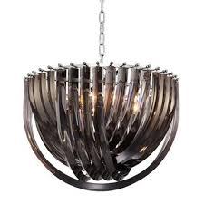chandelier murano ø 50 cm