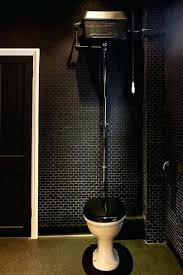 Pull Chain Toilet Magnificent High Tank Pull Chain Toilet Canada High Tank Toilet History Pull