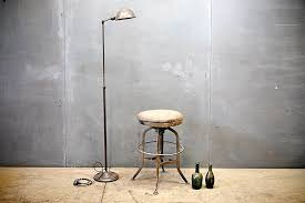 1900 1910 vintage brass fairies industrial floor lamp modernfifty