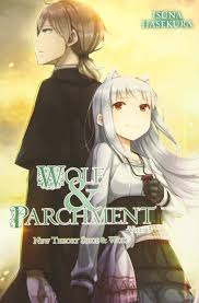 Wolf And Parchment Light Novel Wolf Parchment New Theory Spice Wolf Vol 3 Light