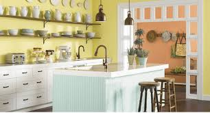 Yellow Wall Kitchen Paint Color Suggestions For Your Kitchen