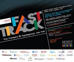 amazing jing for life fast track the careers ayala group job fast track the careers ayala group job fair 2012