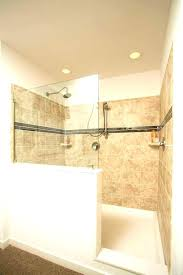 showers no tile shower ceramic showers with doors walls colony homes max 2 cornerstone modular