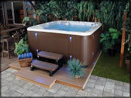 Small Back Yard Hot Tub Ideas Nice Yards Bfedcfa ...