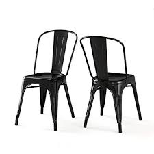 Xavier pauchard french industrial dining room furniture Side Table Image Unavailable Amazoncom Amazoncom Modhaus Living Set Of Black Xavier Pauchard Tolix