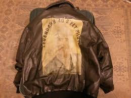 men s coconut club 1980s 40s style leather flying jacket