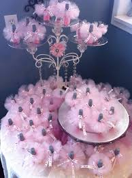 Diy Baby Shower Ideas For Girls Nail Polish Party Tutu And Favors