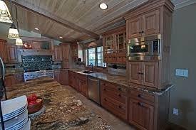 thumb kitchen craftsman style quartersawn oak medium color flush mount glass wood hood appliance garage diagonal