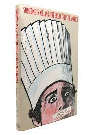 Nan Lyons & Ivan lyons SOMEONE IS KILLING THE GREAT CHEFS OF AMERICA 1st  Editi | eBay