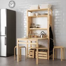 New To Ikea The Cool Foldable Table Every Small Kitchen Needs