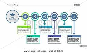 Strategic Planning Process Chart Six Steps Process Vector Photo Free Trial Bigstock