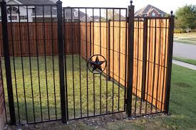 sheet metal privacy fence. Sheet Metal Privacy Fence V