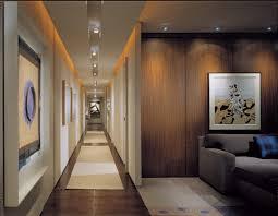 lighting for halls. Narrow Hall With Ambeint Light Designs Lighting For Halls