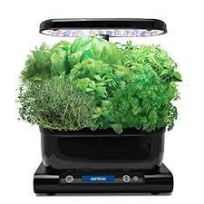 aero garden com. Fine Aero AeroGarden Harvest With Gourmet Herb Seed Pod Kit Black Throughout Aero Garden Com O