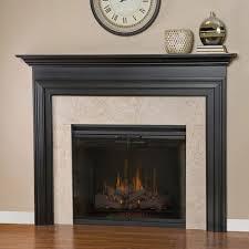 yosemite traditional wood fireplace mantel surrounds