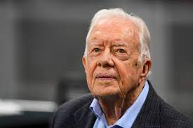Jimmy Carter suggests Trump is an ...