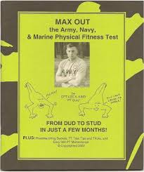 Marine Fitness Chart Max Out The Army Navy And Marine Physical Fitness Test