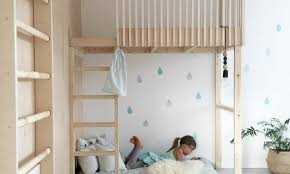 Kids furniture ideas Playroom Custom Made Plywood Bed Ideas To Steal Petit Small Kids Furniture Petit Small