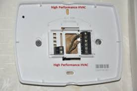 wire or wire thermostat wiring problem wifi tstat 4 wire or 5 wire thermostat wiring problem