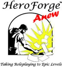 hero forge character sheet anew