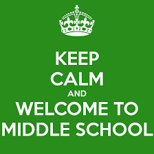 Image result for welcome to middle school
