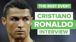 MY LEGACY WILL BE GREAT | Cristiano Ronaldo interview and epic quickfire  questions https://www.youtube.co… | Cristiano ronaldo interview, Cristiano  ronaldo, Ronaldo