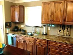 how to update old oak kitchen cabinets refinish refinishing refacing full size cabinet wood
