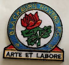 Polish your personal project or design with these blackburn rovers fc transparent png images, make it even more personalized and more attractive. Blackburn Rovers Fc Football Club Embroidered Patch Badge Emblem Logo 3 75 Picclick Uk