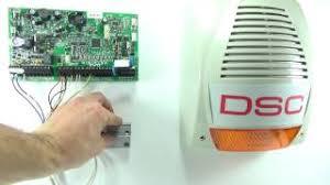 how to install an external sounder alarm wiring video Honeywell Ag6 Bell Box Wiring Diagram outdoor dsc bentel bell siren wiring on paradox alarm panel evo,magellan,spectra Honeywell Actuator Wiring Diagrams
