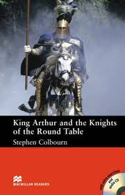 king arthur and the knights of the round table book and audio cd