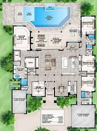 dream house plans. Interesting Plans House Plan 20700033  Coastal Plan 4018 Square Feet 4 Bedrooms 45u2026  Micoleyu0027s Picks For Flooring WwwMicoleycom Inside Dream Plans N