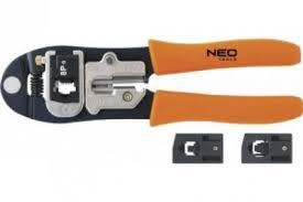 <b>Клещи для обжима телефонных</b> разъемов Neo 01-501 на ...