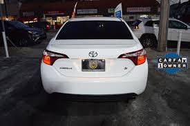 2016 Toyota Corolla S Plus Stock # 3098 for sale near Great Neck ...