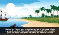 Christopher Columbus Animated Book «