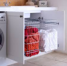 laundry storage solution modern baskets sydney by tansel