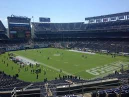 Qualcomm Stadium San Diego State Aztecs Seating Chart Sdccu Stadium Section C15 Home Of San Diego Chargers San