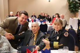50 Year Service Award for Chief Dave Summers of Ironsides Volunteer Rescue  Squad | Southern Maryland News Net | Southern Maryland News Net