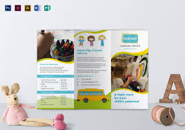 Educational Brochure Templates Inspirational 95 Psd Brochure Designs ...