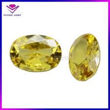Price Per Carat Chart China Wuzhou Oval Cut Yellow Corundum Artificial Yellow Sapphire Price Per Carat Buy Sapphire Price Per Carat Bulk Cut Corundum Gemstones Blood Ruby