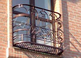 Small Picture Modern Balcony Railings Designs for Small Balcony with White Wall