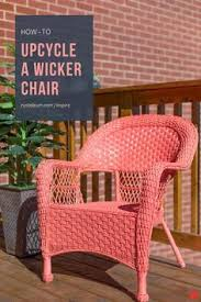 you can makeover or redo your indoor outdoor or balcony wicker furniture by painting it with rust oleum