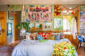 Hippie Design Bedroom Bohemian Design Trends Bedroom Decor Ideas Apartment Therapy