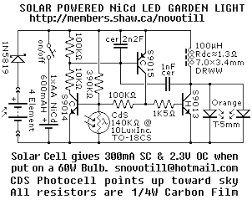 solar garden lights wiring diagram wiring diagrams solar garden light wiring diagram digital